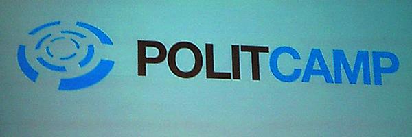 PolitiCamp 2012 Schriftzug