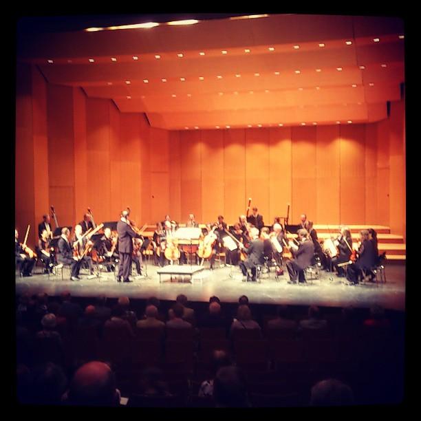 """Die Brandenburger Symphoniker im """"Kleist Forum"""" in Ffo"""