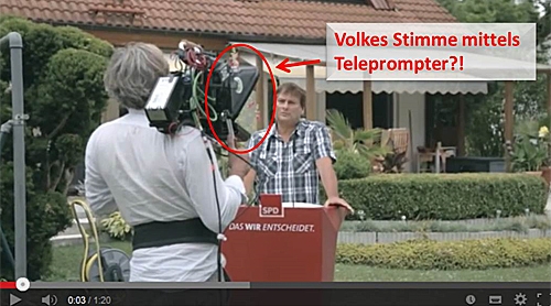SPD Teleprompter