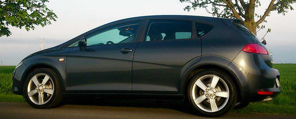 SEAT Leon (privat)